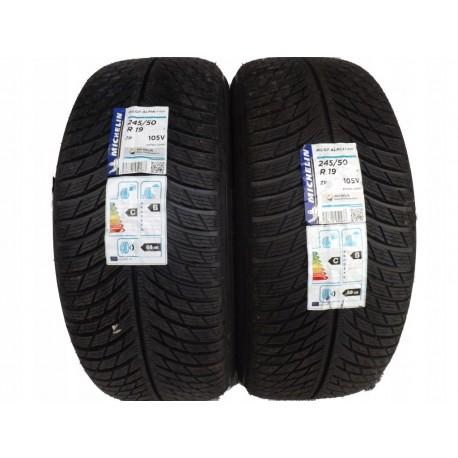 Michelin Pilot Alpin 5 245/50 R19 105V