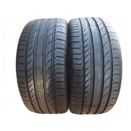 Continental ContiSportContact5 255/40 R20 101W