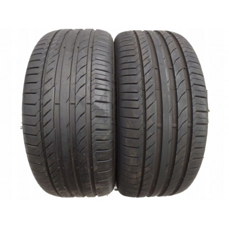 Continental ContiSportContact5 255/45 R18 103H